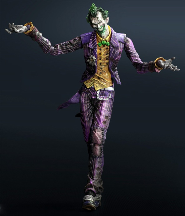 BATMAN ARKHAM CITY: JOKER P.A.K.