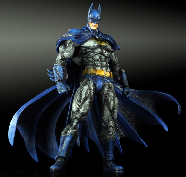 BATMAN ARKHAM CITY: BATMAN P.A.K.